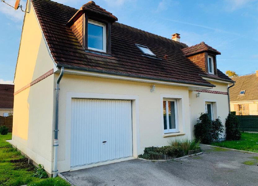 Maison à louer 94.34m2 à Le Plessis-Brion