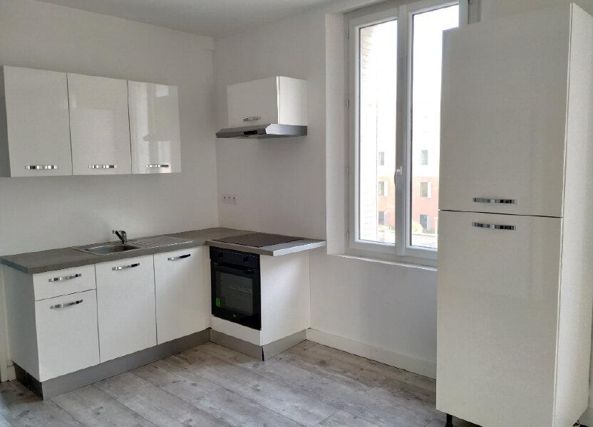 Appartement à louer 45.27m2 à Margny-lès-Compiègne