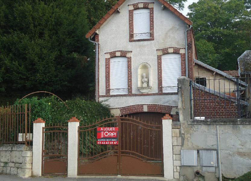 Maison à louer 71.34m2 à Machemont