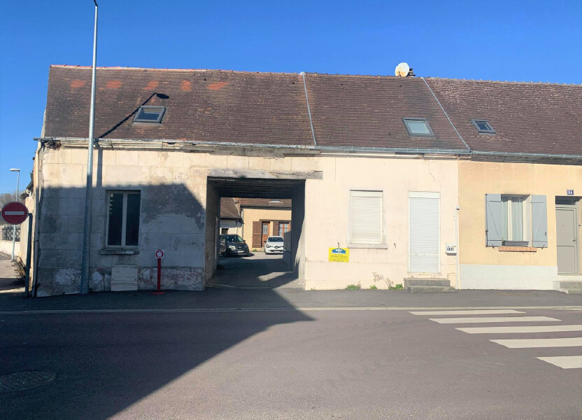 Appartement à louer 45.26m2 à Choisy-au-Bac