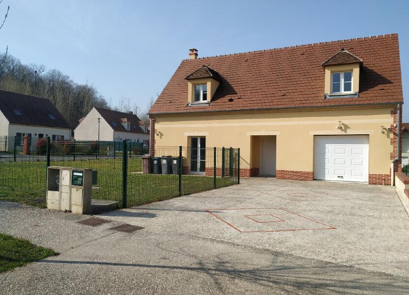 Maison à louer 116.62m2 à Tracy-le-Val