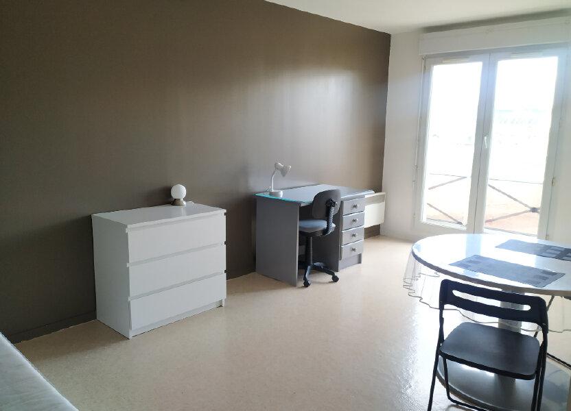 Appartement à louer 23.37m2 à Compiègne