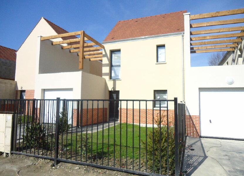 Maison à louer 104.72m2 à Compiègne