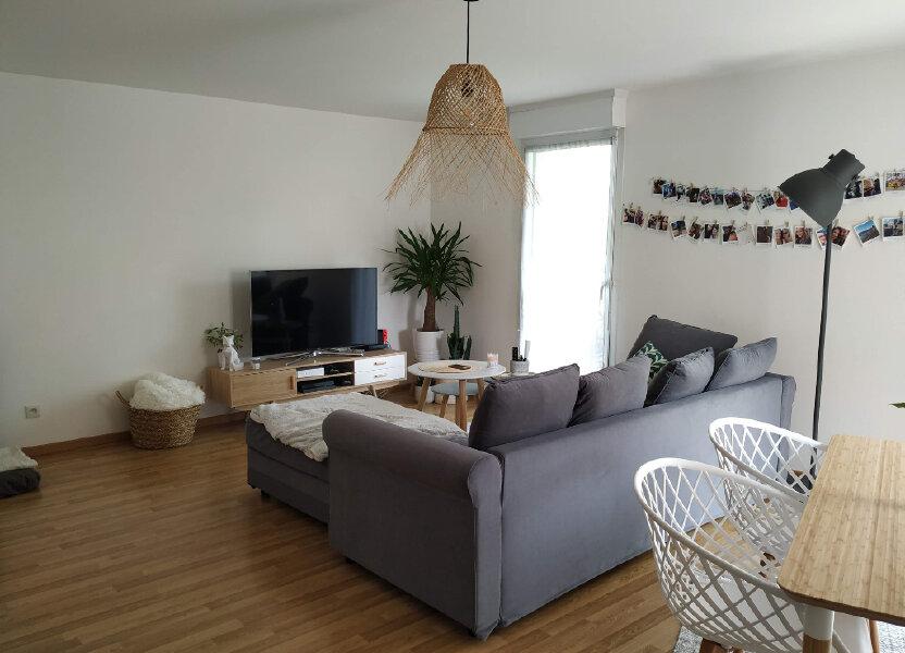 Appartement à louer 78.37m2 à Compiègne