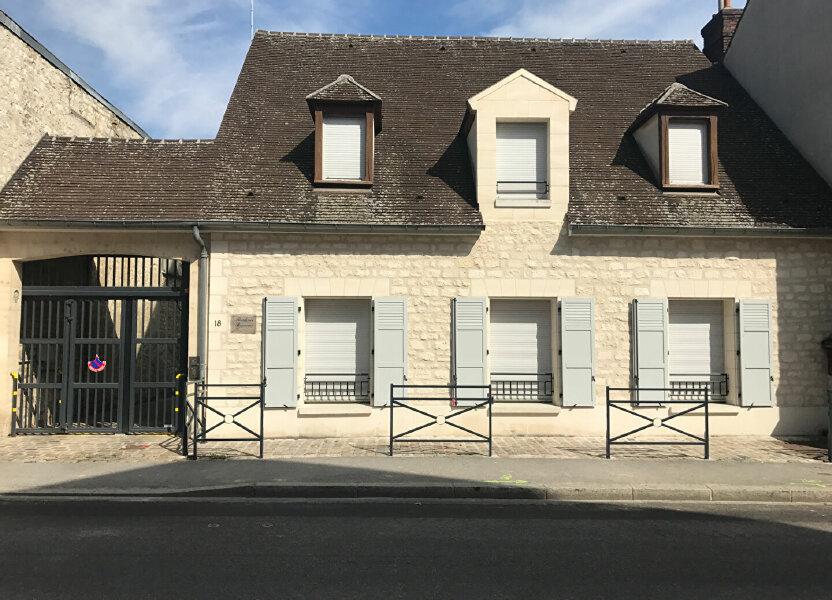 Appartement à louer 22.1m2 à Compiègne