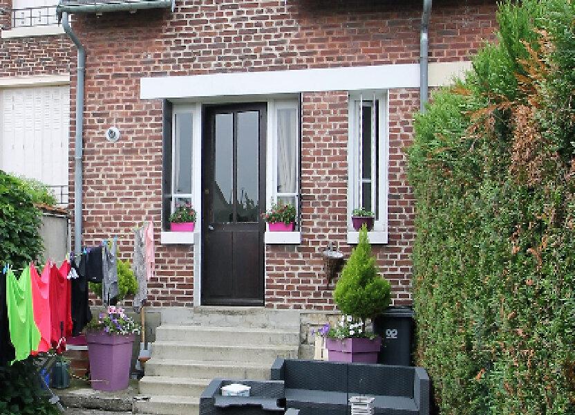 Maison à vendre 80m2 à Compiègne