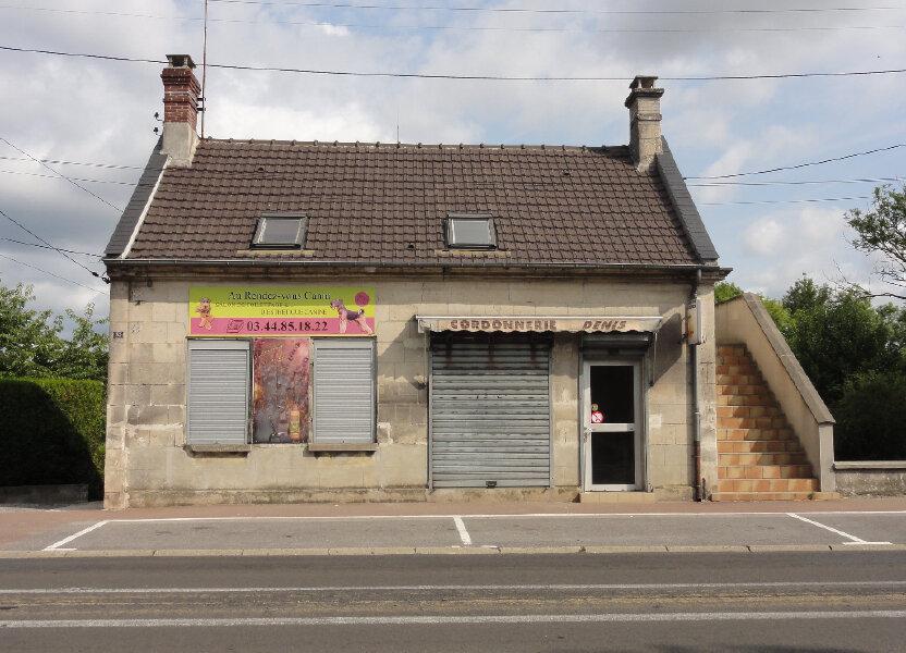 Maison à vendre 81m2 à Cuise-la-Motte