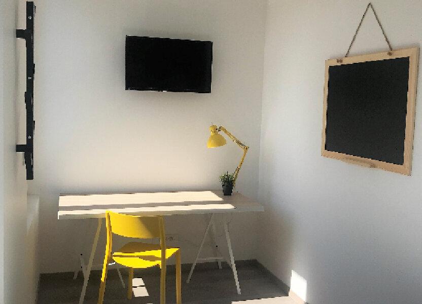 Appartement à louer 12.98m2 à Compiègne