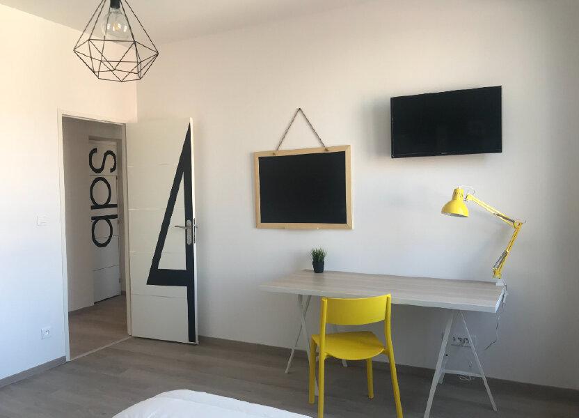 Appartement à louer 13.09m2 à Compiègne