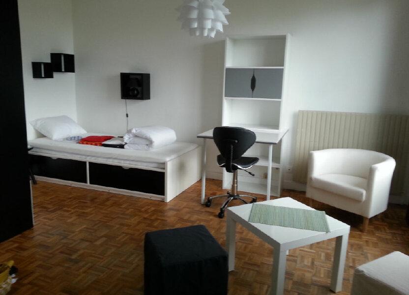 Appartement à louer 26.33m2 à Compiègne