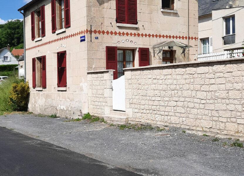 Maison à vendre 77m2 à Cuise-la-Motte