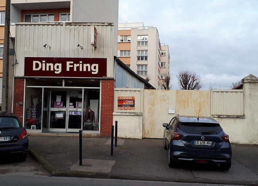 Terrain à vendre 337m2 à Compiègne