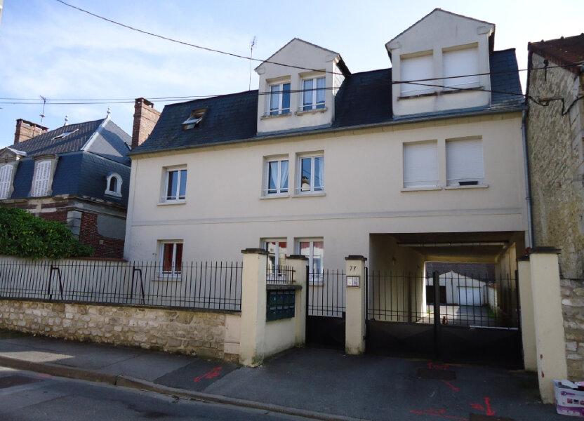 Appartement à louer 47.66m2 à Margny-lès-Compiègne