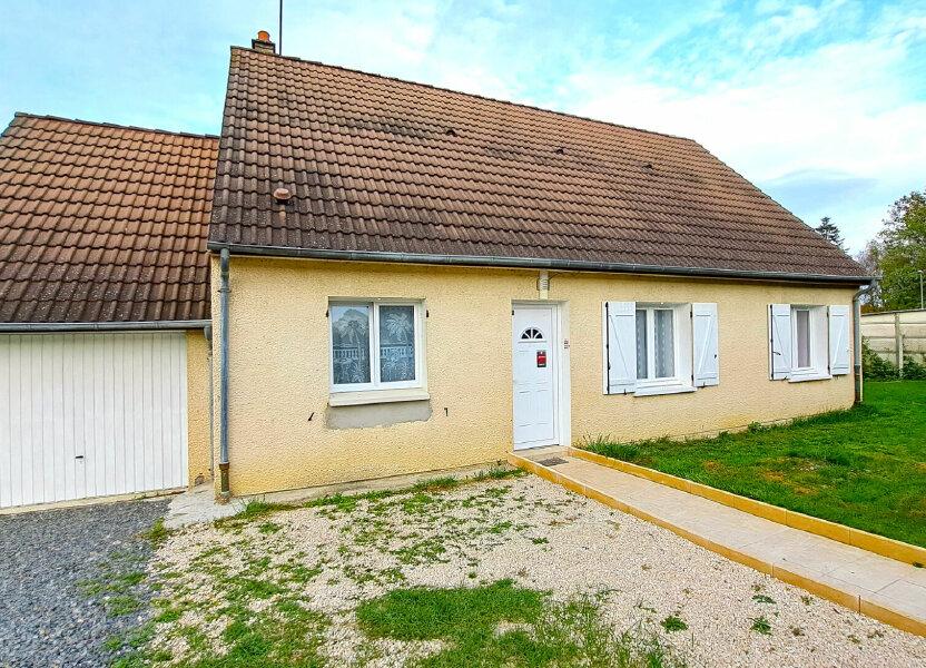 Maison à vendre 80m2 à Cuise-la-Motte
