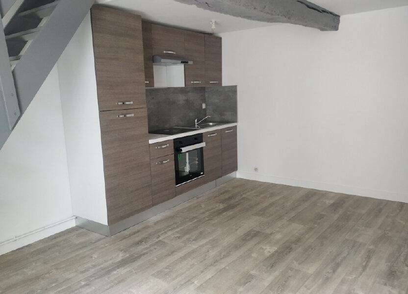 Appartement à louer 32.58m2 à Le Plessis-Brion