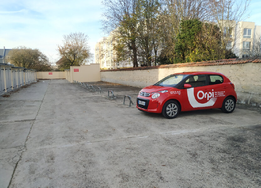Stationnement à louer 0m2 à Compiègne