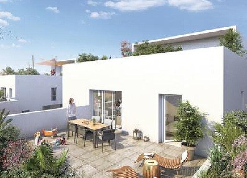 Appartement à vendre 60.55m2 à Marseille 9
