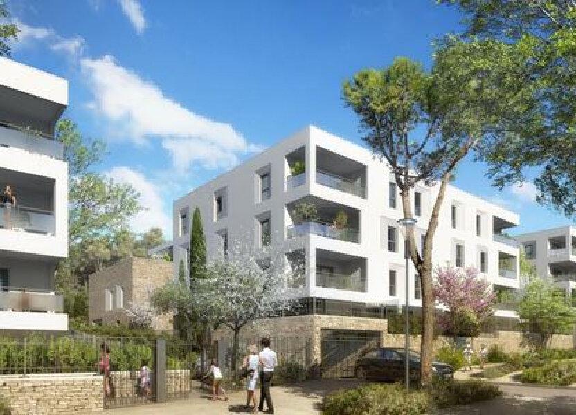 Appartement à vendre 37.32m2 à Marseille 9