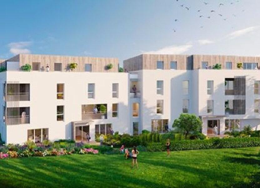 Appartement à vendre 56.53m2 à Marseille 9