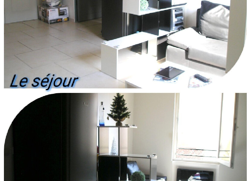 Appartement à louer 33.1m2 à Gardanne