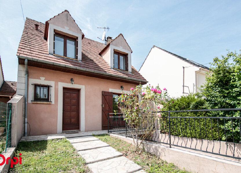 Maison à vendre 83m2 à Sartrouville