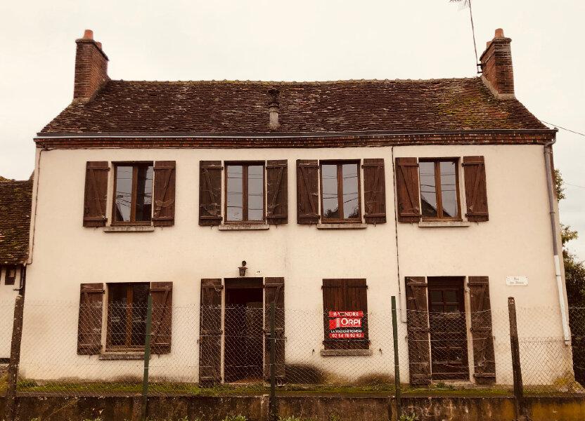 Maison à vendre 100m2 à La Chapelle-Montmartin