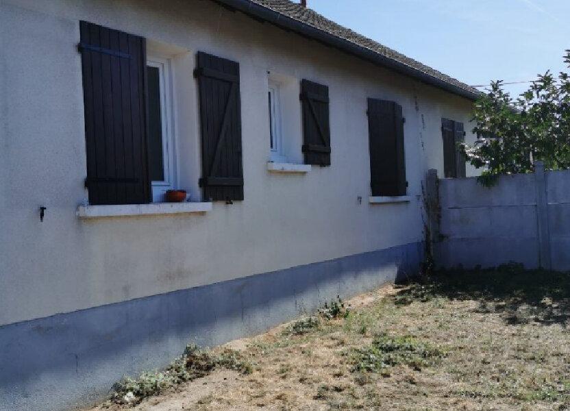 Maison à louer 81m2 à Romorantin-Lanthenay
