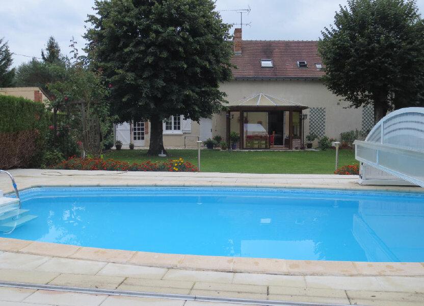 Maison à vendre 168.9m2 à Pruniers-en-Sologne