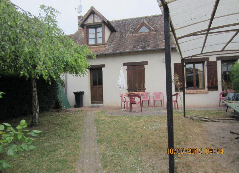 Maison à louer 73.29m2 à Pruniers-en-Sologne