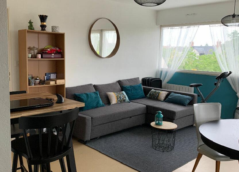 Appartement à louer 49m2 à Romorantin-Lanthenay