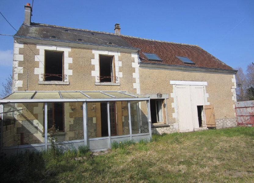 Maison à vendre 84m2 à Selles-sur-Cher