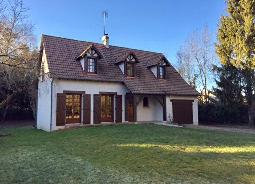 Maison à vendre 114m2 à Saint-Julien-sur-Cher