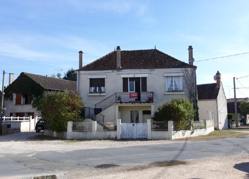 Maison à vendre 80m2 à Mennetou-sur-Cher