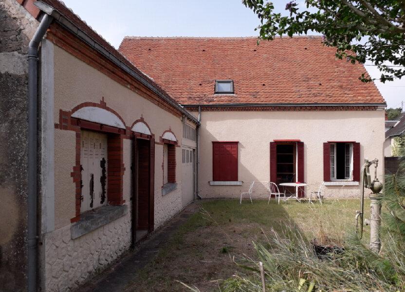Maison à vendre 88m2 à Chabris