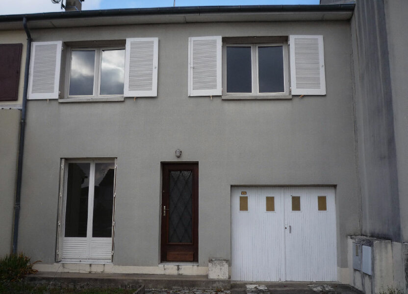 Maison à vendre 75m2 à Romorantin-Lanthenay
