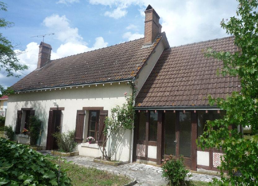 Maison à vendre 85m2 à Mennetou-sur-Cher