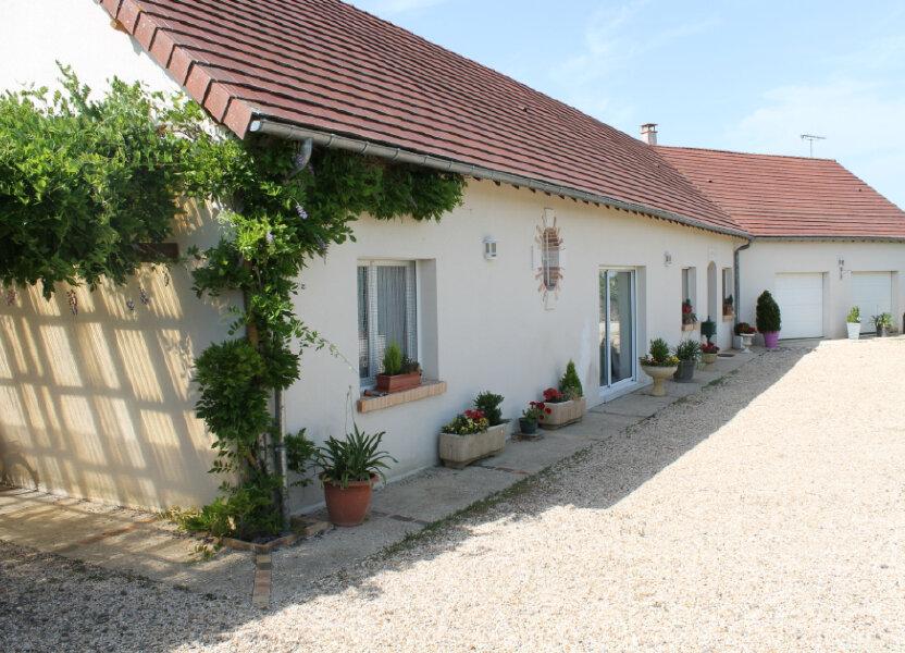 Maison à vendre 210m2 à Genouilly