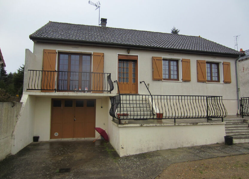 Maison à vendre 107.35m2 à Noyers-sur-Cher