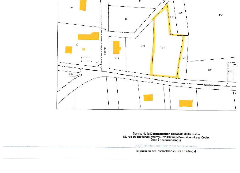 Terrain à vendre 2325m2 à Selles-sur-Cher