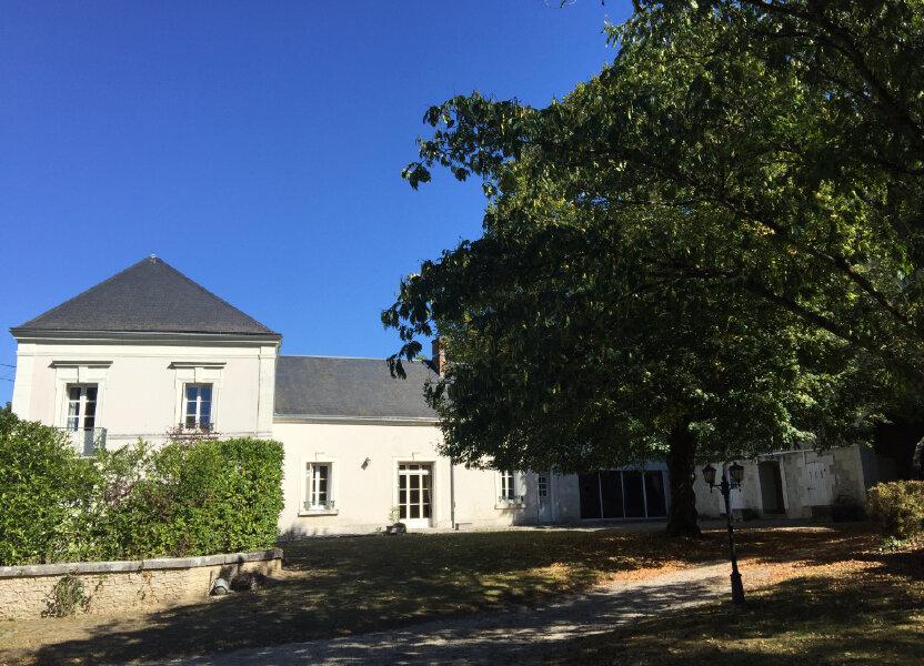Maison à vendre 480m2 à Monthou-sur-Cher