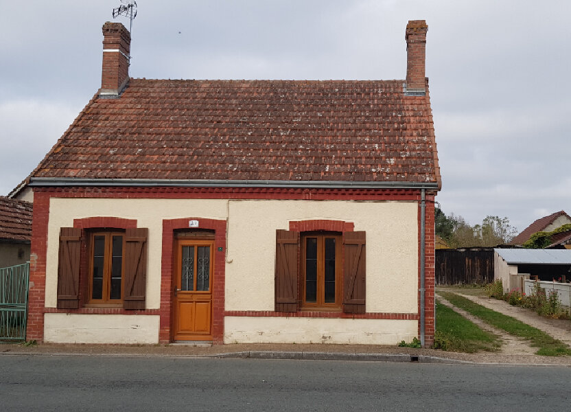 Maison à vendre 74m2 à Courmemin