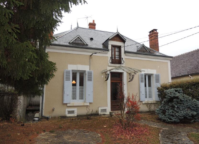 Maison à vendre 108m2 à Chabris