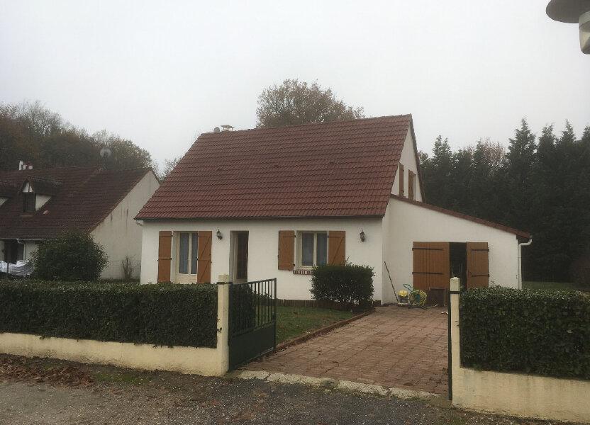 Maison à vendre 103.73m2 à Marcilly-en-Gault