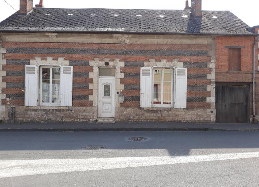 Maison à vendre 87m2 à Romorantin-Lanthenay