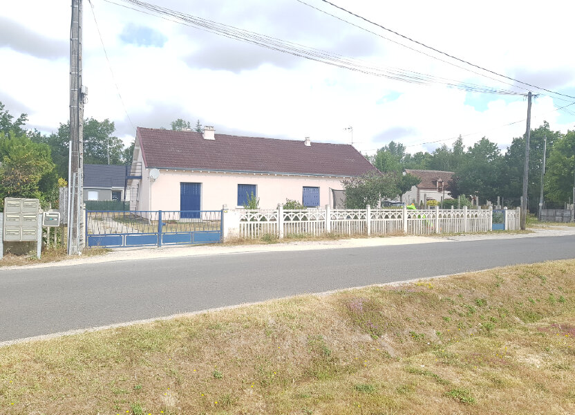 Maison à vendre 68.19m2 à Pruniers-en-Sologne