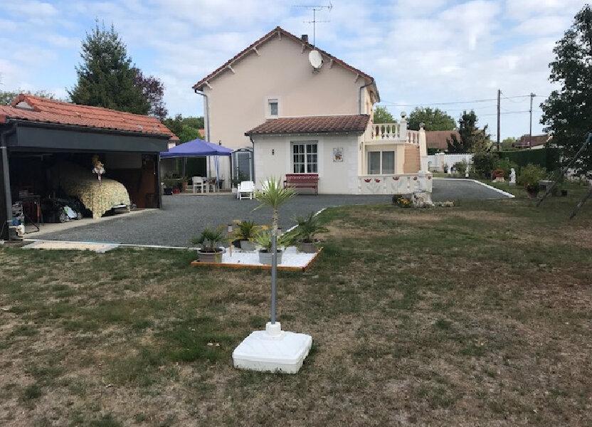 Maison à vendre 159m2 à Villefranche-sur-Cher