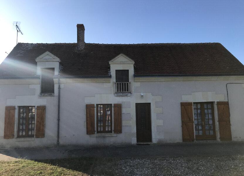 Maison à vendre 111m2 à Châtillon-sur-Cher
