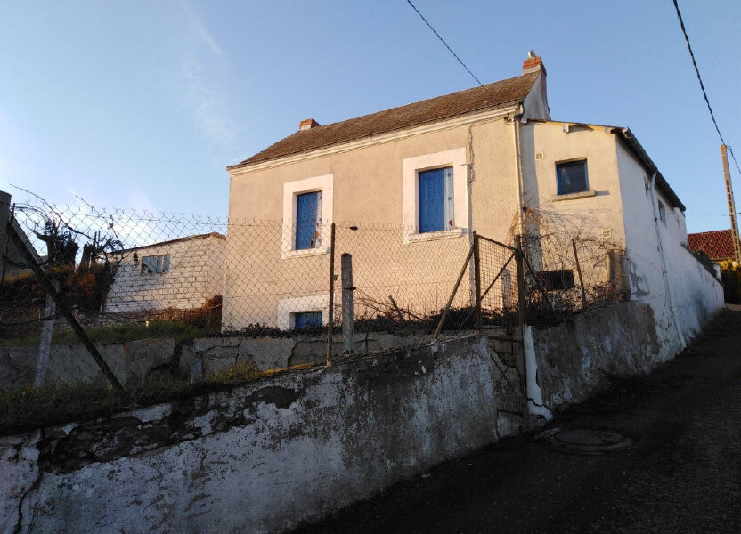 Maison à vendre 89.8m2 à Selles-sur-Cher