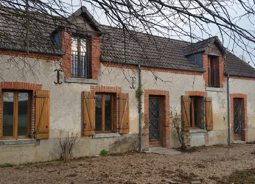 Maison à louer 86.44m2 à Gièvres