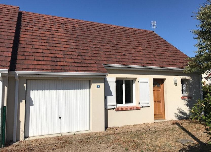 Maison à louer 85m2 à Lamotte-Beuvron